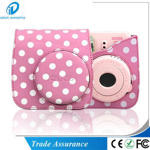 Hot Sale DOT Style Fujifilm Instax Mini8 Plus Shoulder Camera Case Bag pictures & photos