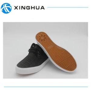 2017 New Design Wholesale Men′s Canvas Shoes pictures & photos