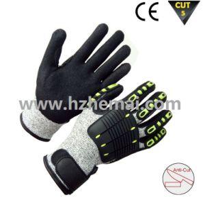 Mechanical Anti Vibration Gloves pictures & photos