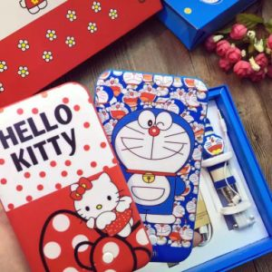 8000mAh Cartoon Gift Suit Charging Treasure More La a Dream Kt Cat 5 Piece a Set Gift Mobile Power Can Be Customized Logo Power Bank pictures & photos
