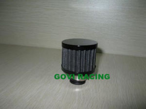 Black Motorcycle Air Filter 9/12/ 15mm Custom Filter pictures & photos