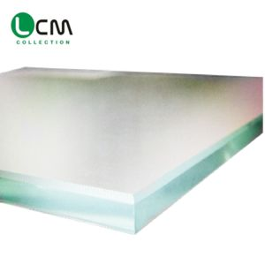 Laminated Glass Glass Jar Safety Glass White Glass pictures & photos