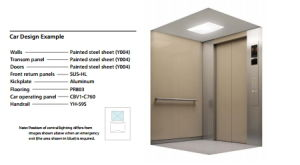 AC Vvvf Passenger Elevator for Residence Building pictures & photos