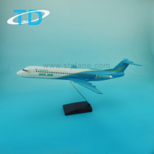 Bek Fokker 100 Scale 1: 75 Model Plane Manufacturer pictures & photos