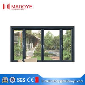 Madoye The Most Popular Unique Design Aluminum Folding Door pictures & photos