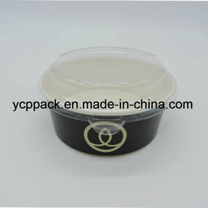 Disposable Waterproof Food Packaging Salad Bowl pictures & photos