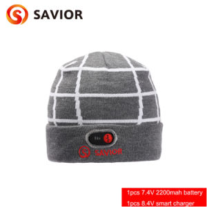 New Products Head Cap Heated Hat in Winter Season, Warm, Soft, Quickly Hot Hat Unisex pictures & photos