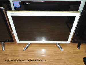 "32"" Digital LED TV with Tempered Glass pictures & photos"