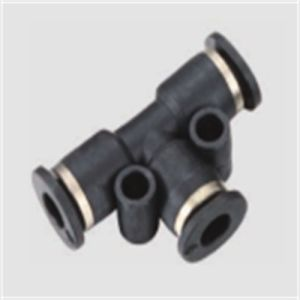 Union Tee Professional OEM Top Quality Pneumatic Tube Fitting pictures & photos