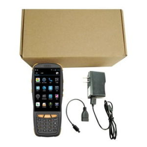 Stocktaking PDA Smartphone with 4G WiFi NFC/RFID GPRS GPS Barcode Scanner pictures & photos
