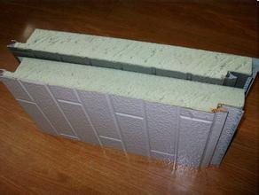 PU Insulation Sandwich Exterior Wall Panel pictures & photos