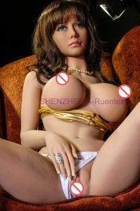 160cm Top Quality Lifelike Silicone TPE Sex Doll Full Size Love Doll pictures & photos
