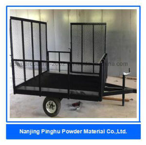 Black Thermoset Powder Coating Professional Factory pictures & photos