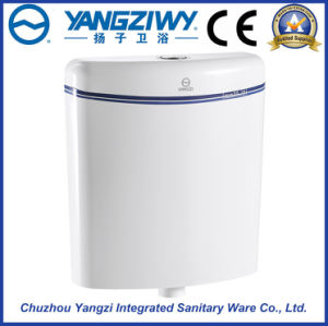 Wall-Mounted PP Toilet Cistern for Squatting Pan (YZ1095) pictures & photos