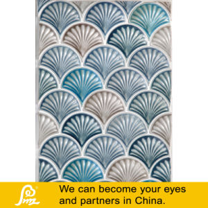 Ceramic Mosaic of Shell Shape Art design (A02) pictures & photos