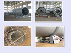Grass Rotary Drum Drying Machine pictures & photos