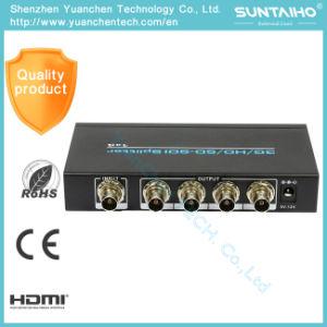 1 X 4sdi Converter 3G/HD/SD_Sdi Splitter pictures & photos