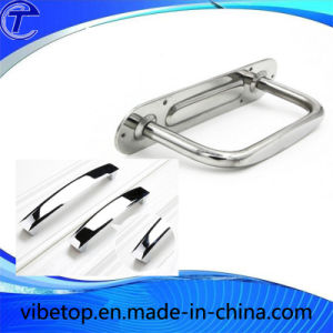 Zinc Alloy Metal Handle for Drawer/ Cabinet/ Dresser (MPH-10) pictures & photos