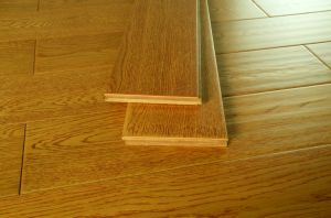 Hardwood Engineered Wood Flooring for Living Room pictures & photos