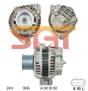 for Mitsubishi Alternator A4ta0592 299580 Ca1633IR pictures & photos