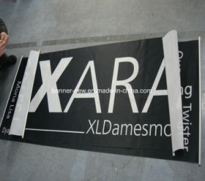 Plastic Polyester Fabric Hanging Banner Printing (SS-FH46) pictures & photos