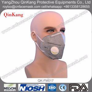 En149 Ffp1/Ffp2/Ffp3 N95 Dust Proof Respirator Valve Mask pictures & photos
