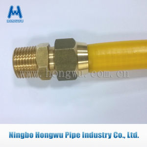 Reducer Brass Compression Pipe Fitting pictures & photos