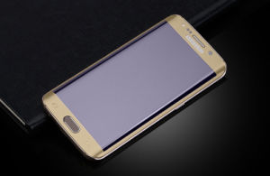 Premium Anti-Scratch Anti Blue Light Eye Protection High Transmittance Reinforced Glass Guard for Samsung S6 Edge/S7 Edge pictures & photos