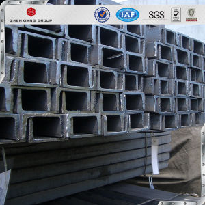 Ss400 Q235 Hot Rolled Channel Steel for Building pictures & photos