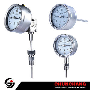 Capillary Thermometer Gas pictures & photos