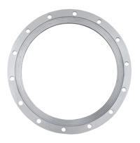 Big Diameter Stainless Steel Forging Flange ASTM F304/316L