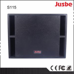 S115 New Design Machine 450W Dual 15 Subwoofer Speakers pictures & photos