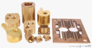 Brass CNC Machining Parts pictures & photos