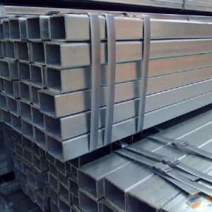 Welded Carbon Steel 400*400mm Square Pipe