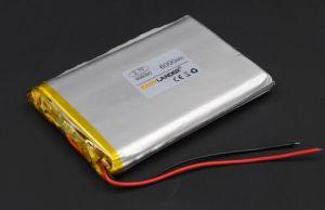 906090pl 3.7V 6000mAh Li Polymer Battery for E-book Video Power Bank Tablet PC Mobile DVD Speaker pictures & photos