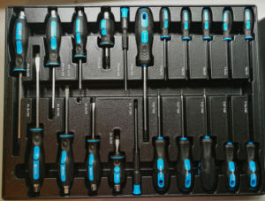 Best European Selling 249PCS Heavy Duty Trolley Tool Set (FY249A) pictures & photos