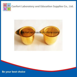 Lab Equipment Factory Direct Supply Gold Crucible pictures & photos
