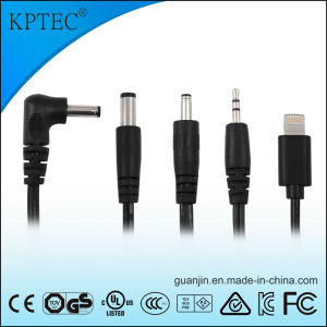 12V/1.5A/18W AC/DC Power Adapter with Ce and GS Standard Certification pictures & photos
