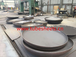 High Quality Pressure Vessel Pipe Cap Fitting with Dished Head of Perfect Security pictures & photos