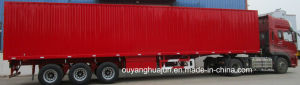 12.99 M Wing Opened Truck Trailer pictures & photos