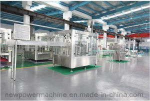 Complete Pet Bottle Water Filling Production Line (CGF 24-24-8) pictures & photos