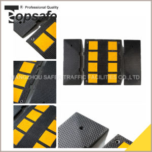 USA Style Rubber Speed Hump (S-1120) pictures & photos