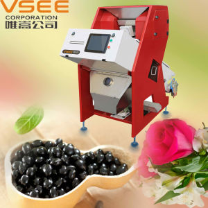 Color Sorting Black Beans Machine Best Quality pictures & photos