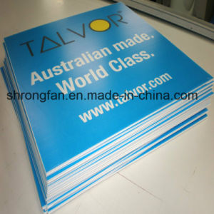 Wholesale Custom Printed Durable Corflute Board Sign Graphics Printing pictures & photos