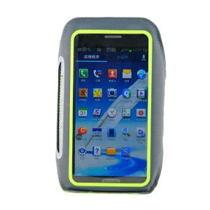 Waterproof Lycra Sport Armband Neoprene Armband Mobile Phone Case pictures & photos