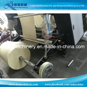 Nonwoven High Speed Flexo Printing Machine pictures & photos