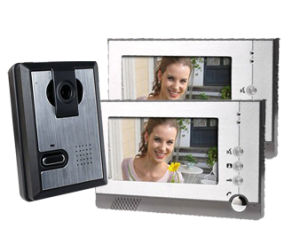 Intercom Communitation Video Door Bell Home Secutiry System pictures & photos