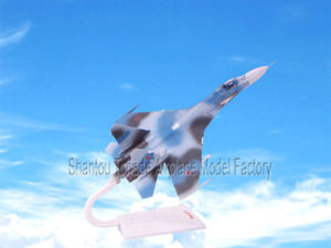 Plane Military Model Su-27 Flanker Plastic Plane Model pictures & photos