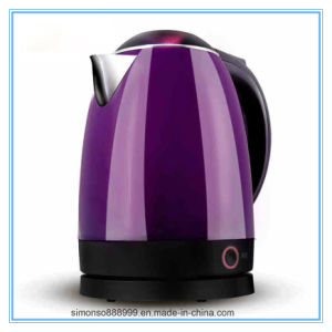 304 Food Grade Double Layer Heat Insulation Electric Kettle pictures & photos
