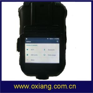 Portable Box Camera Style and Infrared Technology Police Video Body Worn Camera Recorder pictures & photos